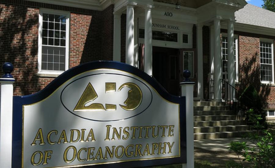 acadia institute of oceanography